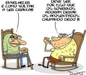 Envelhecer com direitos oferecidos pelo estado é um fato para todos os brasileiros?